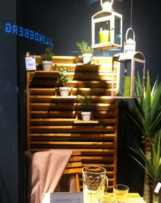 Sichtschutz / Gartenregal / Outdoor Shelf