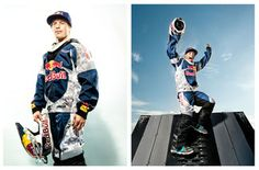 Levi Lavallee for Red Bull MN photog