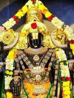 Lord Sri Venkateswara Swamy: Lord Sri Venkateswara Says Lord Shiva Hd Wallpaper, Lord Vishnu Wallpapers, Sai Baba Pictures, God Pictures, Jai Shree Krishna, Lord Krishna, Krishna Krishna, Lord Balaji, Lord Shiva Painting