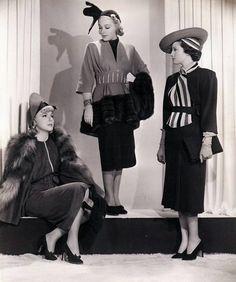 Женщины 30-х