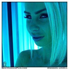 #Eyes #Beauty @Imogen_Lovell  #Stunning #Hot #Sexy #Makeup #SexyCandids