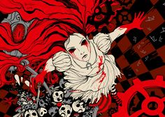 Alice: Madness Returns/Hatter's Domain/Hysteria by Natamura.deviantart.com on @deviantART