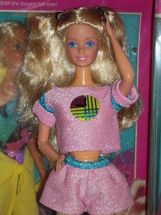 Funtime Barbie