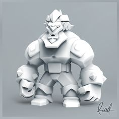 Echa un vistazo a mi proyecto @Behance: \u201cRed Ork. 3D Model Color.Raul®\u201d https://www.behance.net/gallery/53595591/Red-Ork-3D-Model-ColorRaul