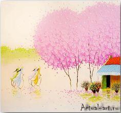Phan Thu Trang_art_Живопись_19