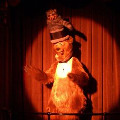 Henry of the Country Bear Jamboree