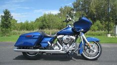 2015 Harley-Davidson FLTRXS - Road Glide Special Touring , Superior Blue for sale in Scott City, MO