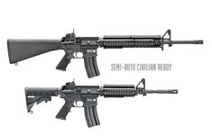 FN - The World's Most Battle-Proven Brand :: FN 15™ Military Collector M4/M16