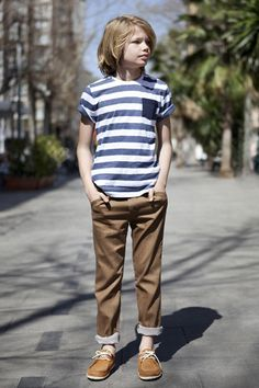 The uneven rolled up pants just oozes cool.    From http://www.zara.com/webapp/wcs/stores/servlet/category/10706/-1/zara-S2012/216502/?lookDetail=13