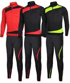 2016 Men Sport Running Football Set Long Jacket Pants Suit Kids Soccer Training Skinny Leg Pants Pantalon Tracksuits Sportswear | #FootballJerseys #Men #FootballJersey #Kids #Shirt #Uniforms #TrainingSuits #TrainingPants #Shorts #Hoodie #Jacket