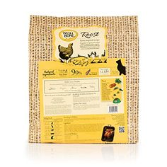 Wishbone Foods - Roost Grain-Free Dry Cat Food - 12 lb bag