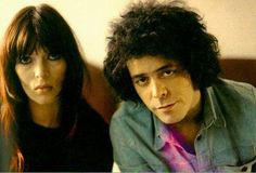 "Nico & Lou Reed ~ ""Chelsea Girls"