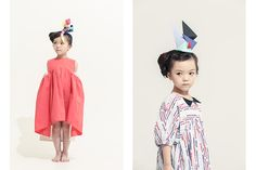 Folk Made's ethereal SS17 collection on the Junior Style blog