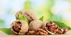 Top health benefits of walnuts are weight loss reducing cholesterol levels improving brain health and preventing diabetes. It is also known for its skin and hair benefits. Vegan Life, Healthy Life, Healthy Living, Raw Vegan, Healthy Snacks, Health Benefits Of Walnuts, Walnut Benefits, Diabetes, Natural Cancer Cures