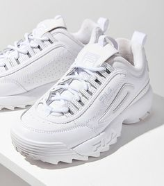Urban Outfitters x Fila Disruptor 2 Premium Mono Sneakers