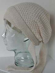Ravelry: Do-It-Yourself Peasant Cap pattern by Melody Parker Narvaez