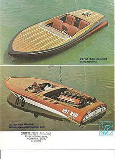 Boat bottom flat hot