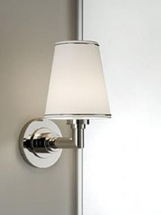 Belgravia bathroom wall sconce
