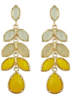 Kendra Scott Oralie Earrings @LaylaGrayce