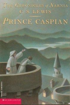 """""""Prince Caspian"""" by C.S Lewis - Peter, Susan, Edmund, and Lucy return to Narnia when a young prince summons them with Susan's magic horn, desperate for help in defeating his usurper uncle. (Book Two of the Chronicles of Narnia) Non Fiction, Science Fiction, I Love Books, Great Books, Books To Read, Big Books, Amazing Books, Narnia 4, Chronicles Of Narnia Books"""