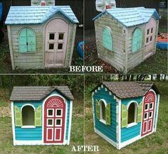 Little tykes house