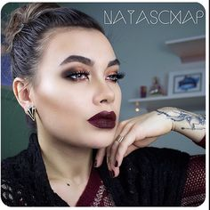 Photo via @nataschap  She's too perfff 6SIX6! On her lips❤️ Back this month!!!  Stay tuned ❤️ We ❤️you! #melt6six6 #meltcosmetics
