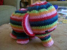 Susan B. Anderson: Page 18 Elefante