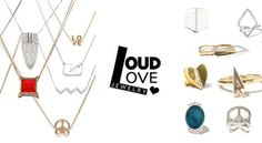 SOCIAL MEDIA COLLAB OF APRIL :: LOUD LOVE JEWELRY : DESIGNERS TO CLICK
