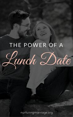 When was the last time you went on a lunch date with your spouse? make it happen, folks. Make it happen! Marriage Blogs, Marriage Romance, Marriage Couple, Marriage Help, Marriage Relationship, Happy Marriage, Love And Marriage, Relationships, Unique Date Ideas