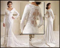 omg perfect wedding dress kittikomplicate
