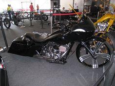 Custom Harley Davidson/custom bagger
