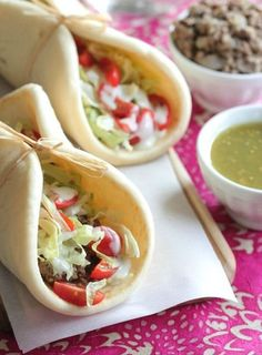 The Best 5 Ingredient Salsa Verde Beef Tacos - Picky Palate