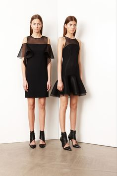 Toya's Tales: What Will Catch My Eye?: DKNY - My 7 Faves From Resort 2014