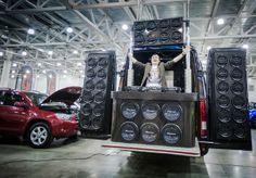 Автозвук на Московском Тюнинг Шоу 2014 #Moscow #Tuning #Show 2014 #выставка #выставки #автомобили #мотоциклы #тюнинг #автозвук #аэрография #стайлинг #мототехника #крокусэкспо #msk #expo #cars #moto #trucks