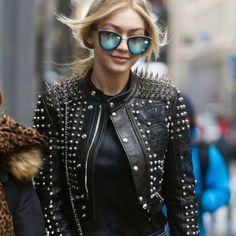 Your favorite supermodel, Gigi Hadid in My Girl by Quay Australia