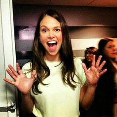 I want to be Sutton Foster