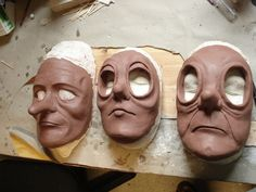 VIP joe odd masks by ~BellaSofran on deviantART