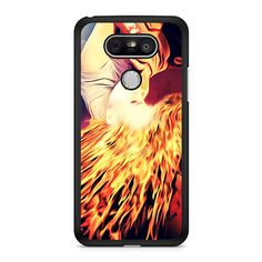 Paramore Hayley Williams Flaming Hair LG G5 case
