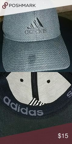 b3f3780e33068 Shop Men s adidas Black Gray size OS Hats at a discounted price at  Poshmark. Description  Basically new.
