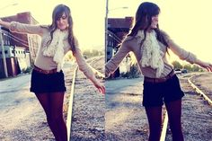 Make Your Own Lace Scarf!