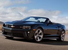 Jody is going to buy me this for Dalyn's graduation in 2014.....2013 Chevrolet Camaro ZL1 Convertible