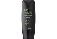 We Care Icon Matt Wear Long Lasting Makeup meikkivoide 25 ml Long Lasting Makeup, Shampoo, Personal Care, Bottle, How To Wear, Beauty, Beleza, Flask