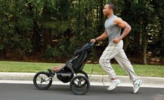 "Yeah. The ""FIT"" jogger stroller."