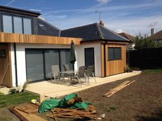 Dover Building & Property Maintenance: Feedback, Extension Builder, Loft Conversion Specialist, New Home Builder in Dover Cedar Cladding, House Cladding, Exterior Cladding, Bungalow Exterior, Bungalow Renovation, Bungalow Extensions, House Extensions, Bungalows, Bungalow Loft Conversion