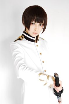 Hetalia - japan cosplay. This is PERFECT <3 the nationality and everything