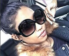 70's Vintage Retro Round Oversized Bubble Big Huge Xxl Women's Sunglasses Brown