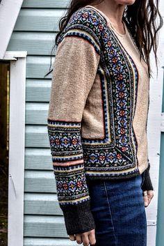 Ravelry: Rigolet pattern by Jennifer Beale Knitting Tutorials, Knitting Ideas, Knitting Designs, Knit Purl, How To Purl Knit, Knitting Machine, Hand Knitting, Fair Isle Knitting Patterns, Fair Isles