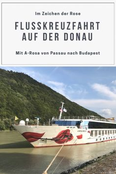 Flusskreuzfahrt auf der Donau mit der A-Rosa Bella #kreuzfahrt #cruises #donau #reise