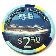 Casino chip cruise line princess star city casino restaurant