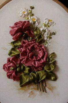 Gallery.ru / Фото #32 - Моя вышивка лентами - Svetlanka-S